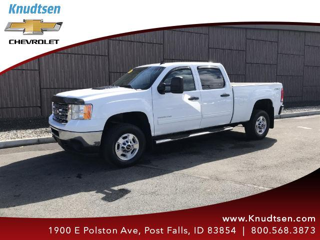 GMC Sierra 2500HD SLE 2014
