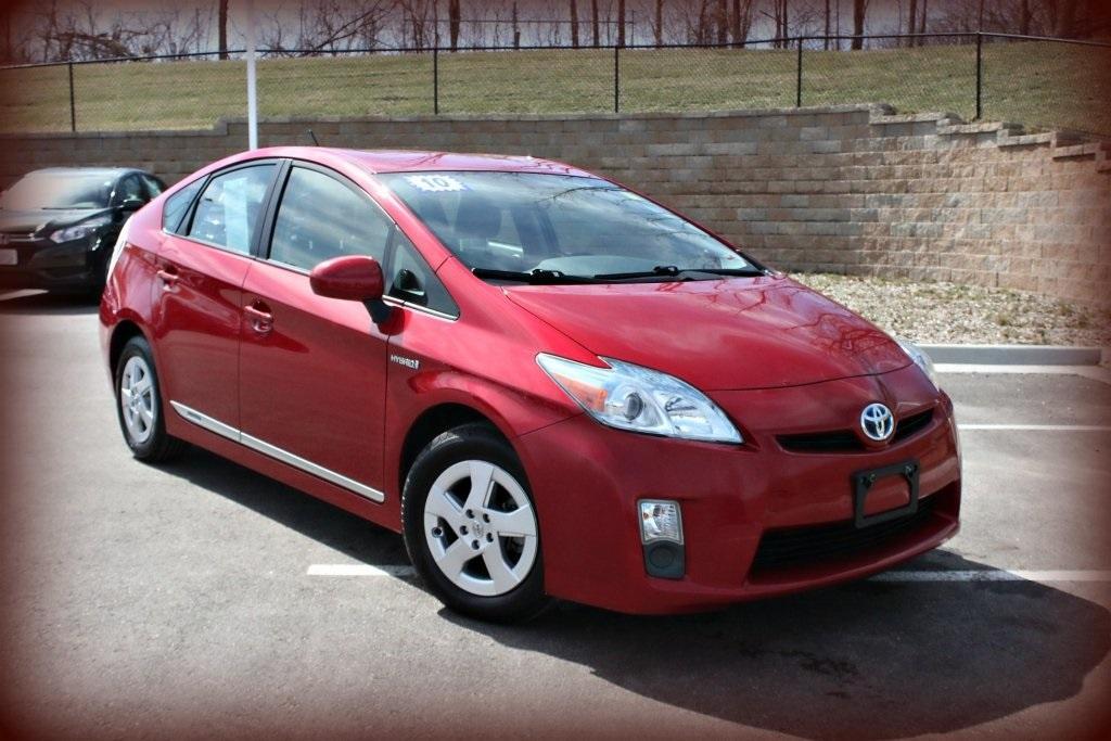 Toyota Prius IV 2010