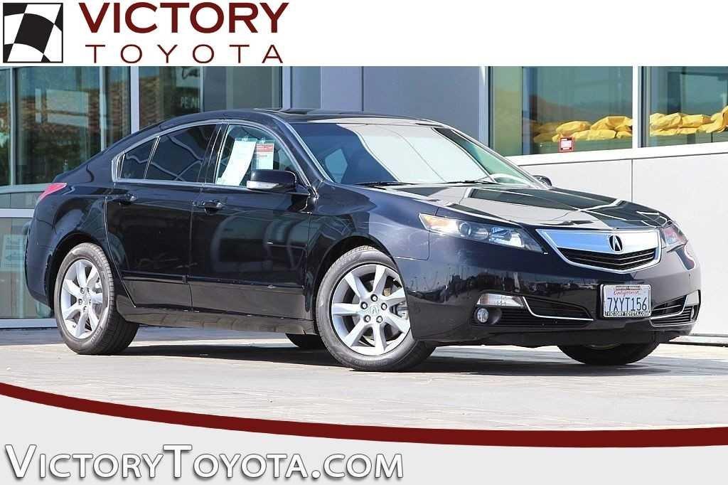 Acura TL 3.5 2013