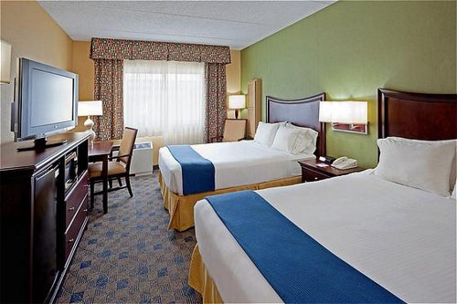 Holiday Inn Express Albany Western Ave University