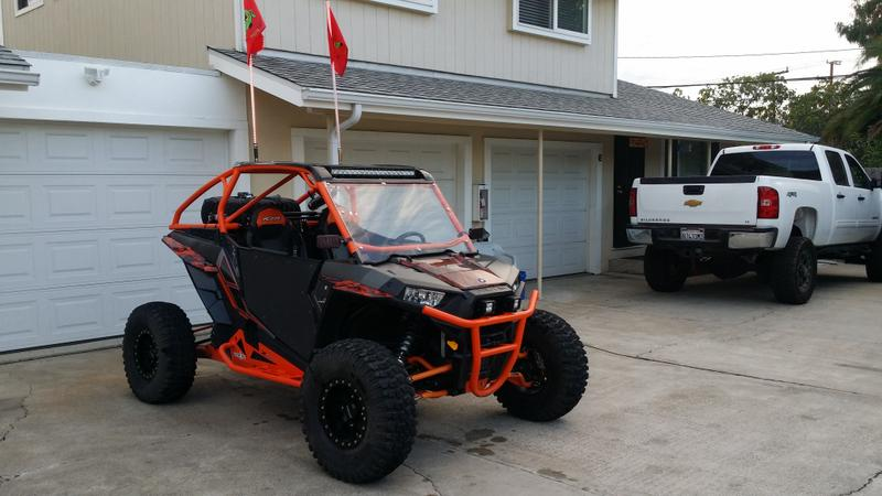 CUSTOM 2014 RZR POLARIS 1000