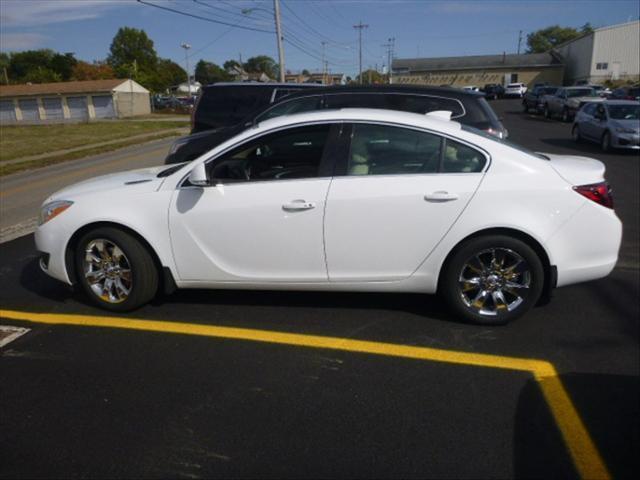 Buick Regal Premium II 2015