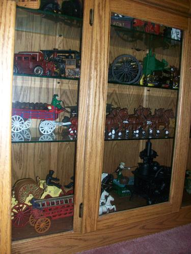 60+ CAST IRON COLLECTABLES