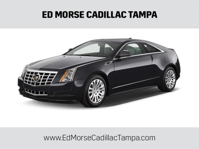Cadillac CTS Coupe Base 2014