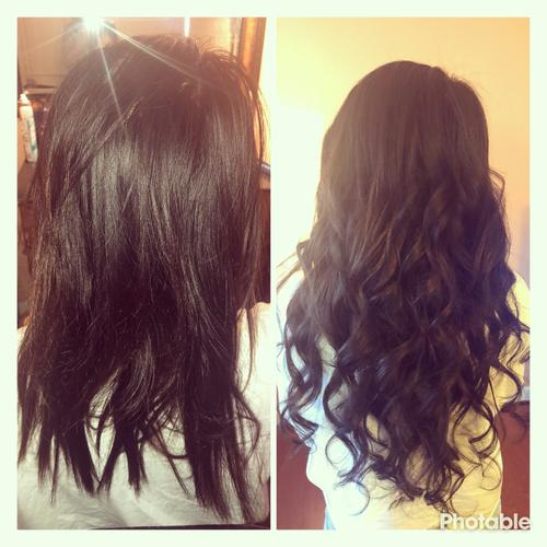 FLAWLESS HAIR EXTENSIONS ALL METHODS