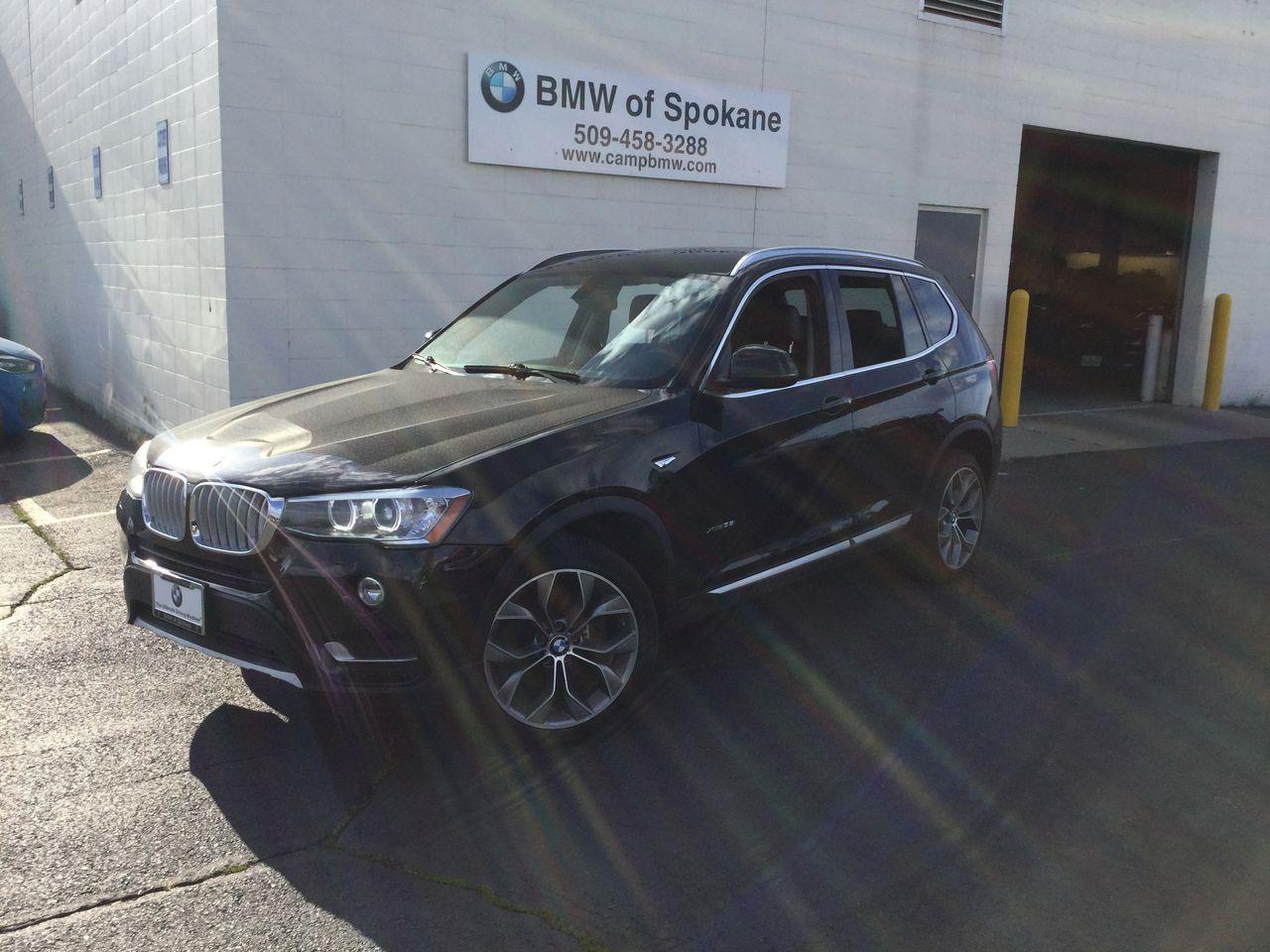 BMW X3 XDRIVE35I 2015