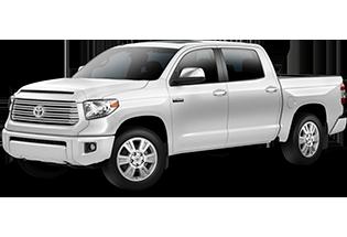Toyota Tundra 4WD Platinum 2017