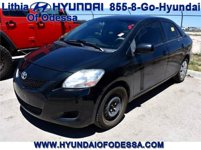 Toyota Yaris 4DR SDN AUTO (GS) 2012