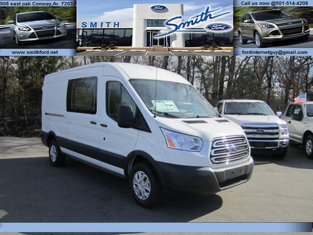 Ford Transit Cargo Van 350 2016