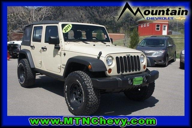 Jeep Wrangler Unlimited Unlimited Sport 2011