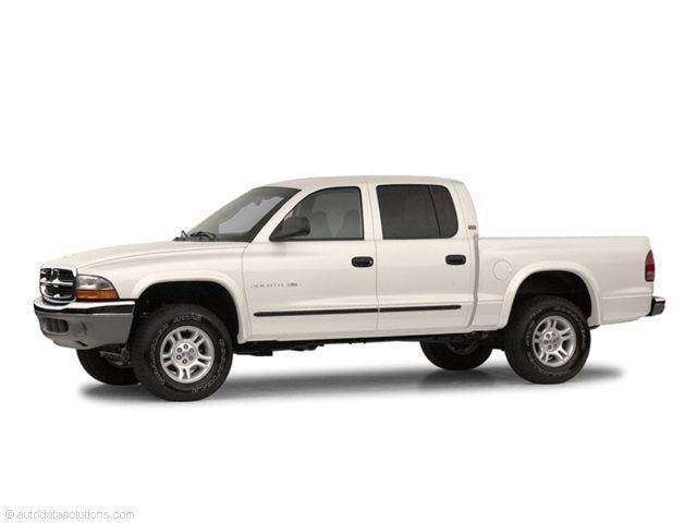 Dodge Dakota SLT 2002