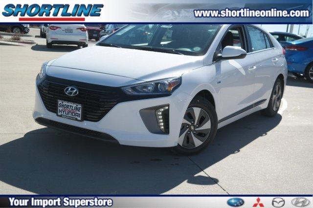 Hyundai Ioniq Hybrid SEL 2017