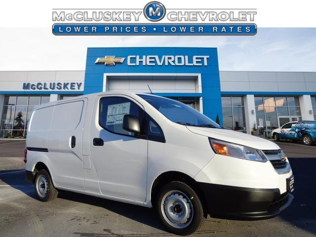 Chevrolet City Express Cargo Van 1LS 2017