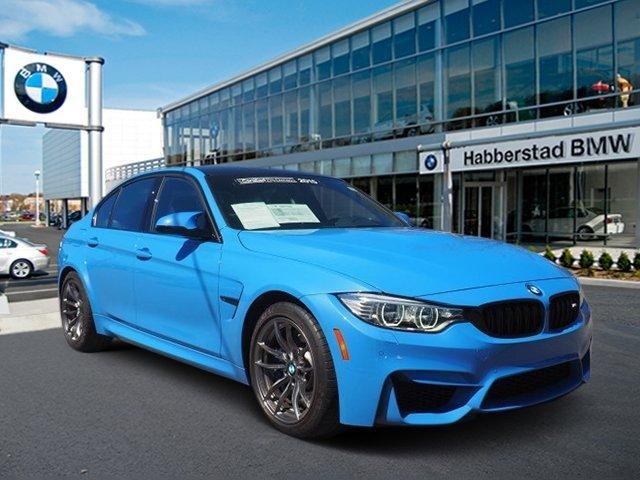 BMW M3  2015