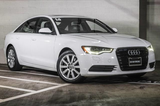 Audi A6 2.0T Premium Plus 2014
