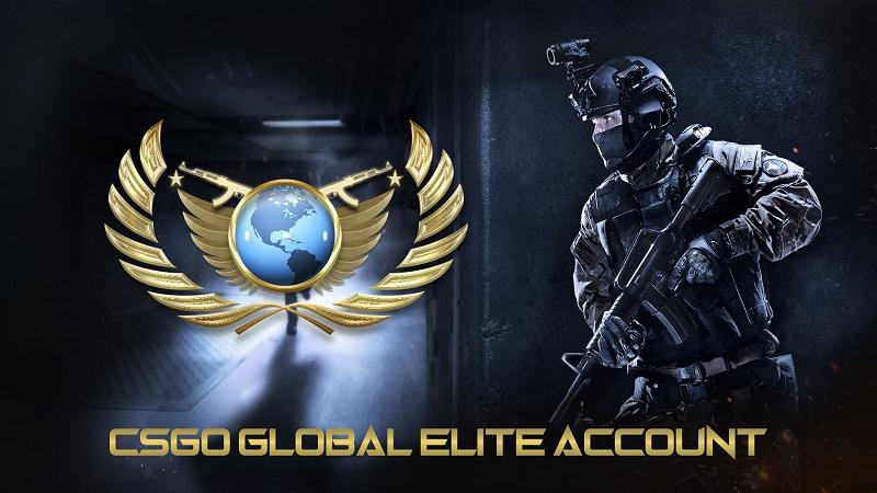Purchase CSGO Global Elite Account at an affordable price
