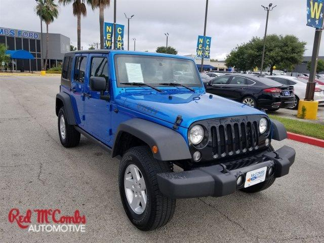 Jeep Wrangler Unlimited WILLYS WHEELER 2015