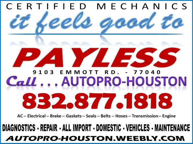 Air Conditioning Repair and Service in Houston Harris County TX