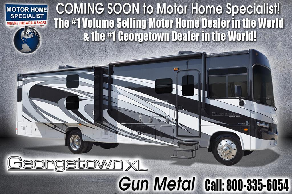 2018 Forest River Georgetown XL 369DS Bath & 1/2 RV for Sale W/OH Loft, E