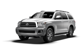 Toyota Sequoia Limited 2017