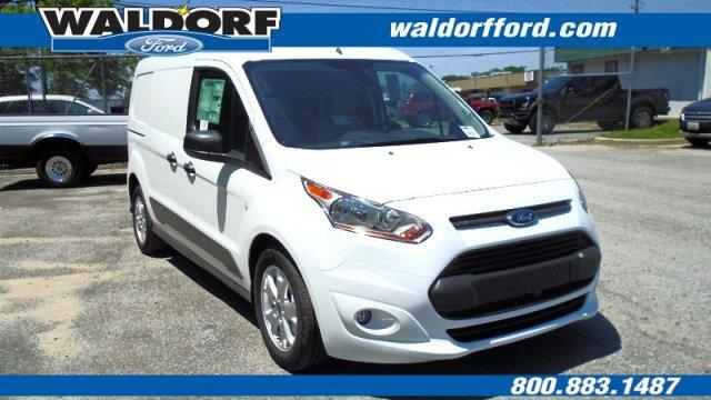 Ford Transit Connect Van XLT 2017