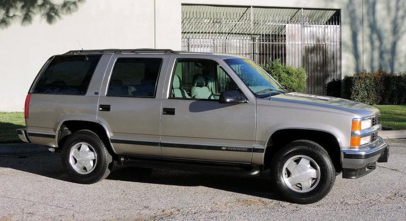 1999 Chevrolet Tahoe LT 4x4