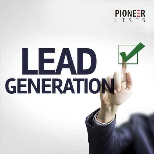 ONLINE LEAD GENERATION - PIONEER LISTS