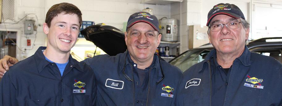 Ferrari's Sunoco Service Center