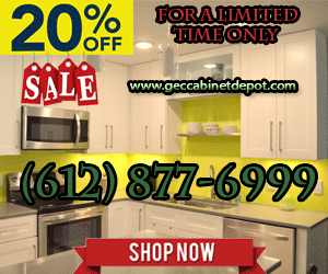 Deck up your kitchen with glazed maple kitchen cabinets