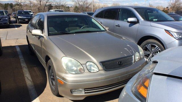 Lexus GS 400 Luxury Perform Sdn 400 1999