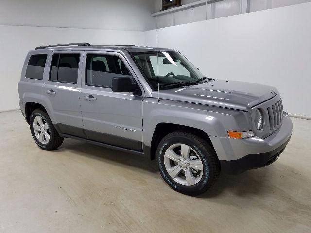 Jeep Patriot heated 2017