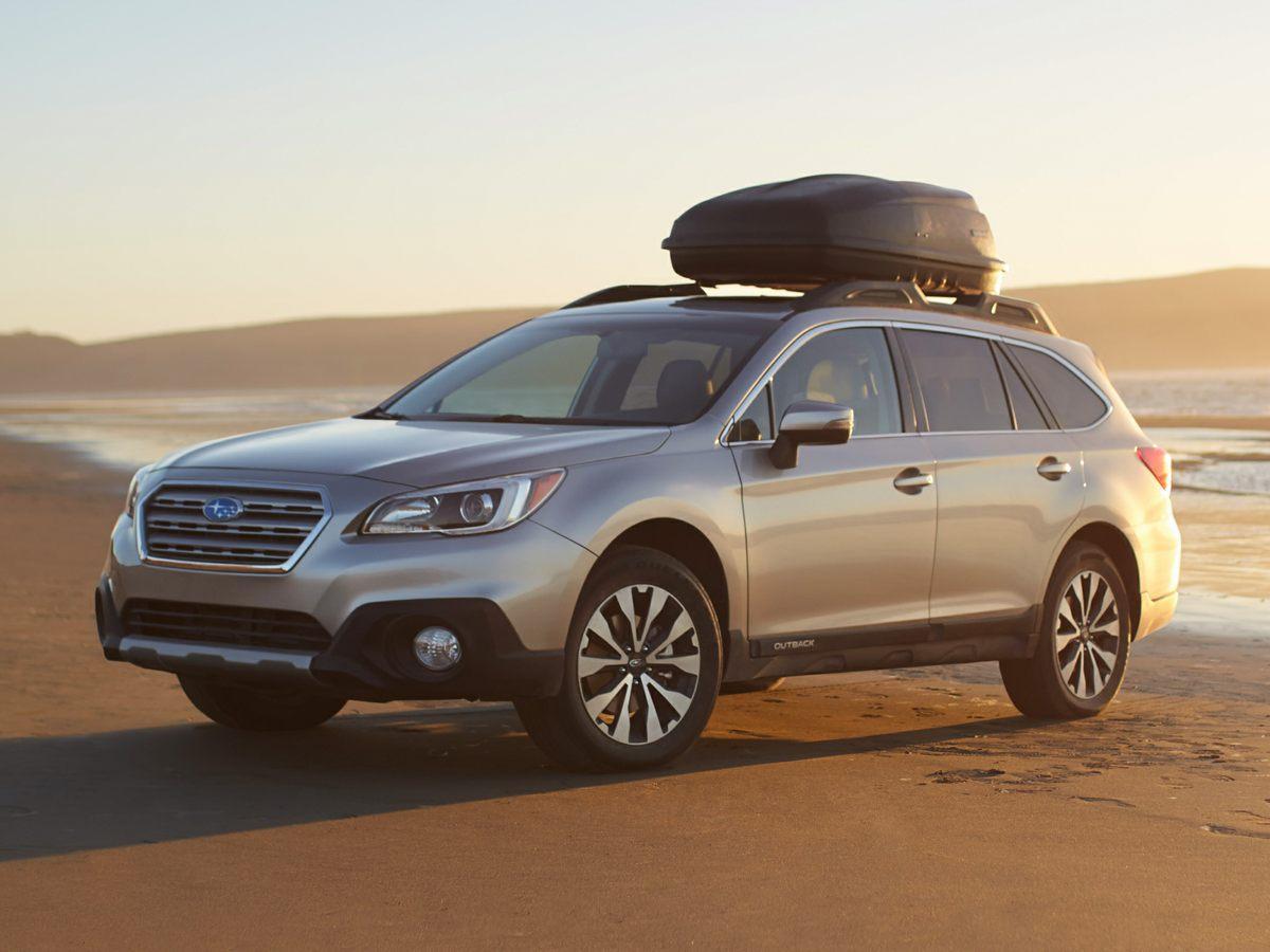 Subaru Outback 3.6R 2017
