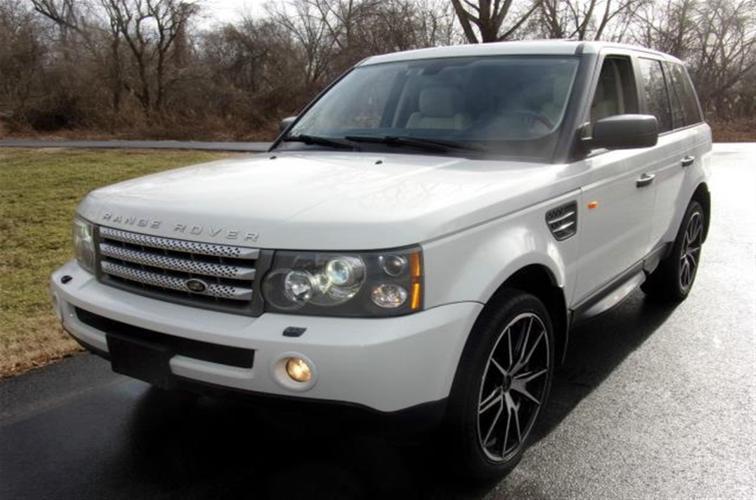 Land Rover Range Rover 172589 Miles