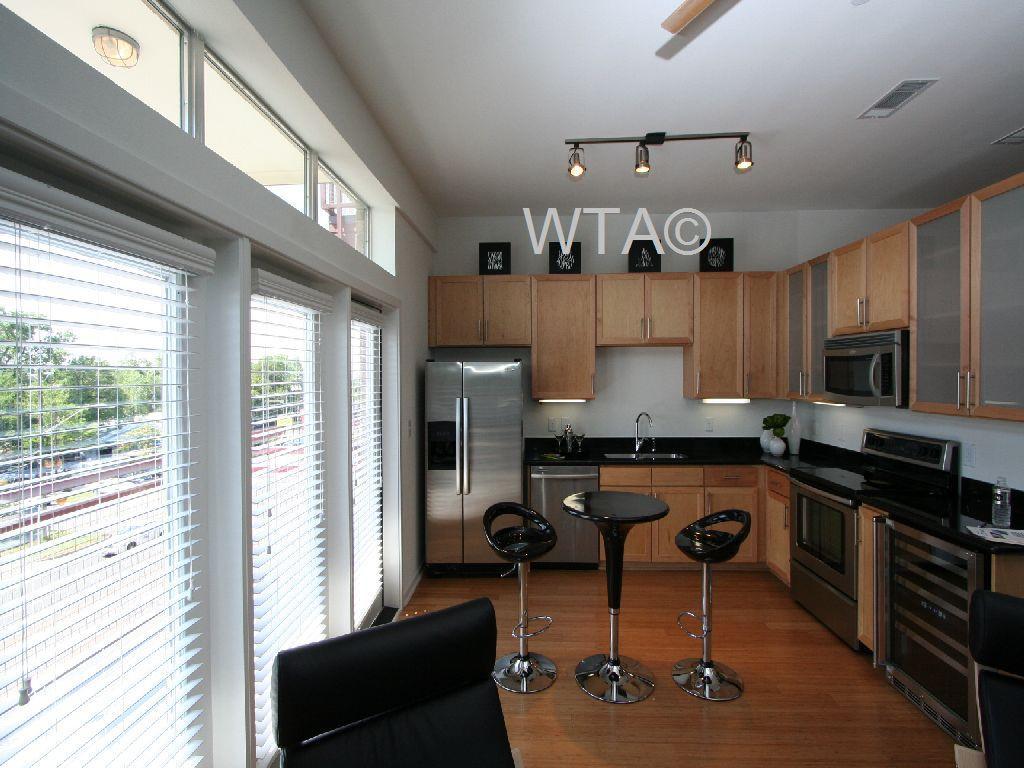 $1538 One bedroom Loft for rent