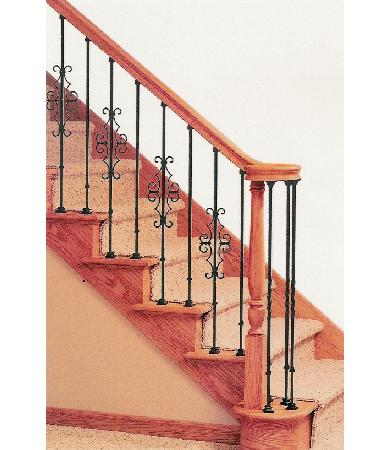 Wood & Iron Stair Parts Discounted