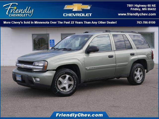 Chevrolet TrailBlazer LT 2003