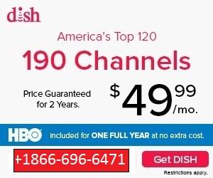 Best Reason to get Dish Network TV +1866-696-6471