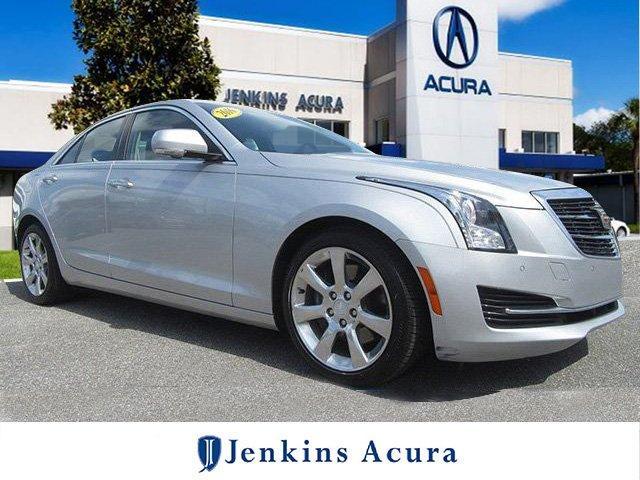 Cadillac ATS Sedan Luxury Collection RWD 2016