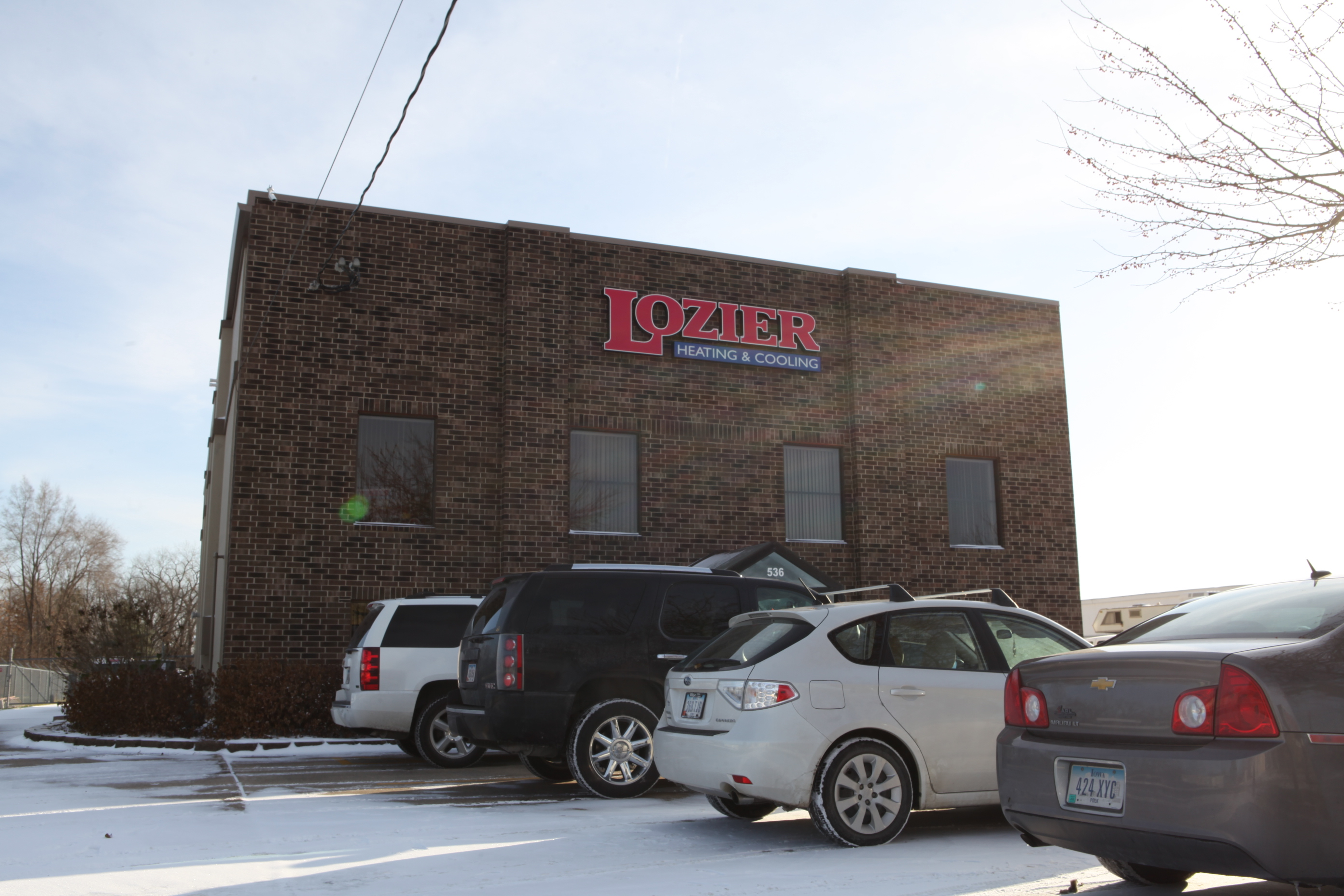 Lozier Heating & Cooling