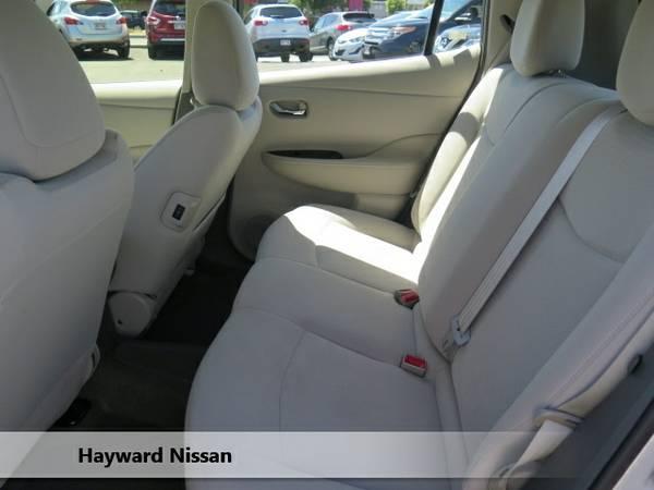 2012 Nissan Leaf ( Hayward Nissan : CALL (800) 644-1392 ) - $9288