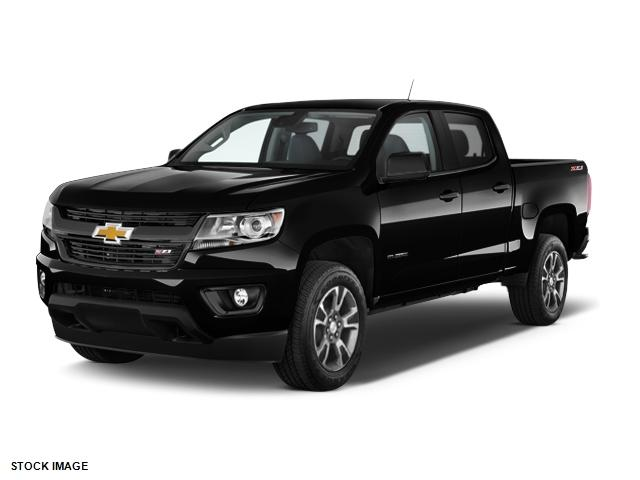 Chevrolet Colorado 4WD CREW CAB 128.3  Z71 2017