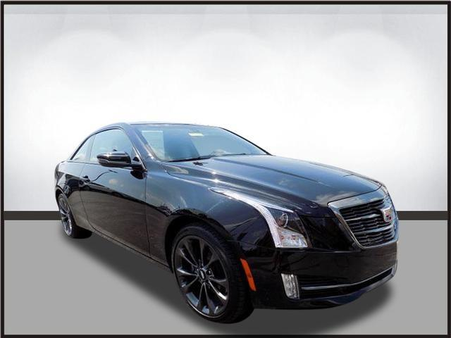 Cadillac ATS Coupe 2.0L Turbo Luxury 2016