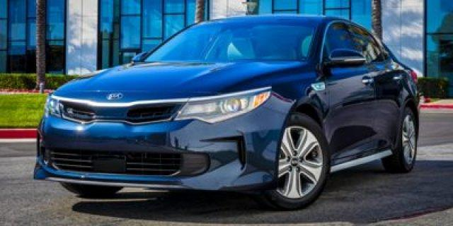 Kia Optima Hybrid EX 2017
