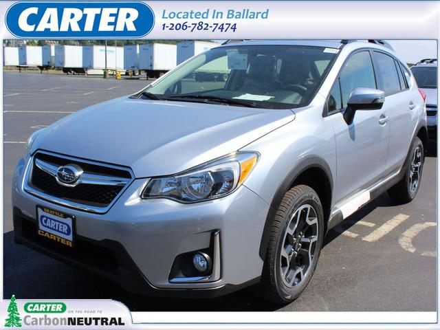 Subaru Crosstrek 2.0i Limited 2017