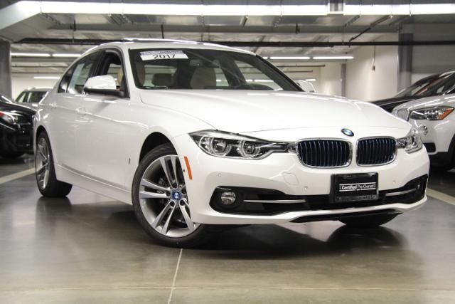 BMW 3 Series IPERFORMANCE 2017