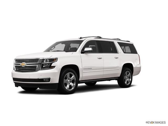 Chevrolet Suburban LT 1500 2015