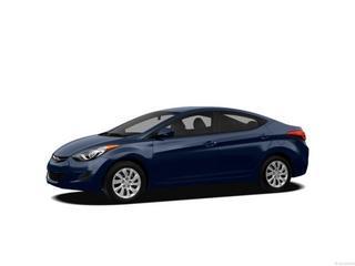 Hyundai Elantra GLS (A6) 2012