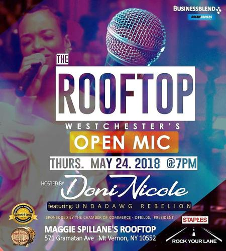 The Rooftop Westchester's Open Mic