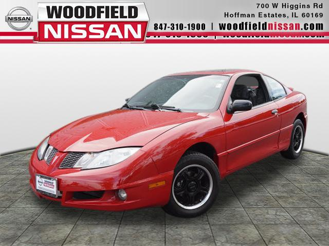 Pontiac Sunfire Base 2003