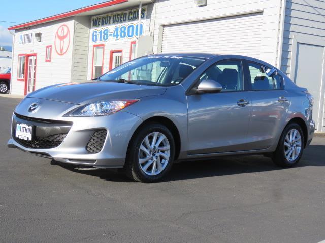 Mazda Mazda3 TOUR 2013